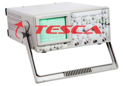 100 MHz. Digital Readout Oscilloscope, 10 sets storage