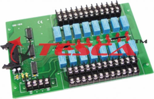 16 Channel Relay Output Board