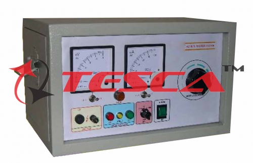 AC High Voltage Test Set - 5KV/100mA