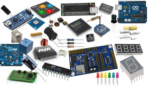 Active & Passive Electronic Components