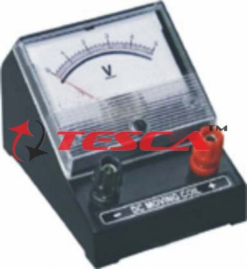 Ammeters - Educational Desk Stand Meter DC - 1.5% - 65mm - Range 0 - 1 to 10A