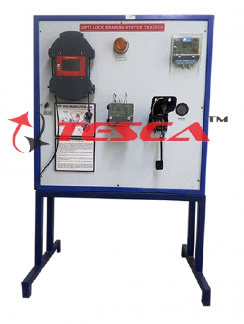 Anti Lock Braking Training System