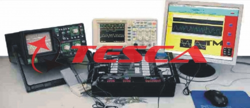Base Band Transmitter Training System