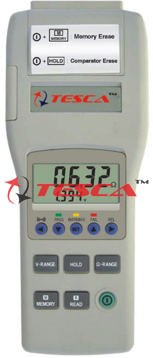 Battery Capacity (Impedance) Tester