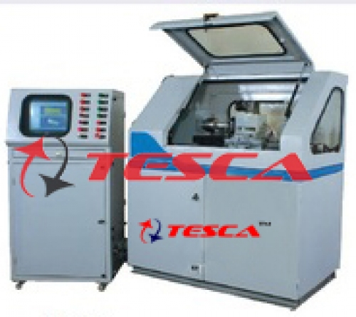 CNC Lathe Trainer With Servo Drives
