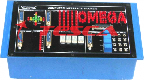 Computer Interface Trainer