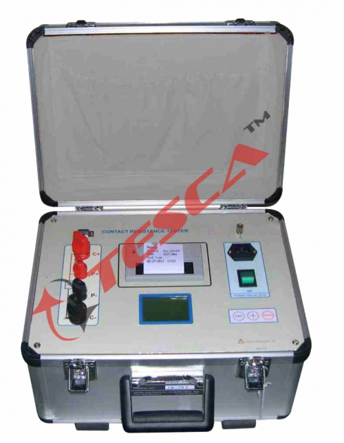 Contract Resistance Meter 100A DC