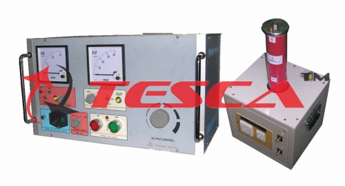 DC & AC High Voltage Test Set - 40kV-20mA DC/30kV-40mA AC