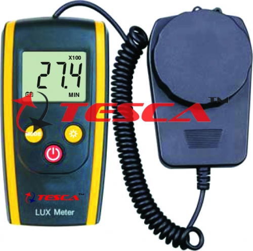 Digital LUX Meter (with Flexible Cord Sensor)