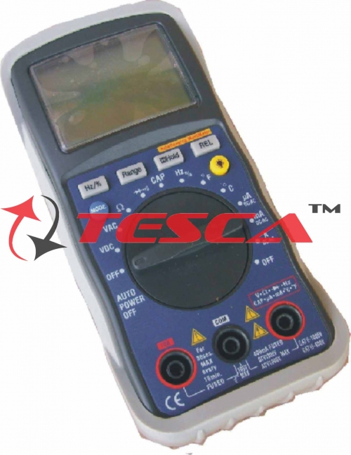 Digital Multimeter Hand-Held (3 3/4 digit)