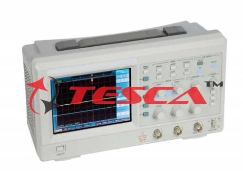 Digital Storage Oscilloscope 200MHz, 1GS/s