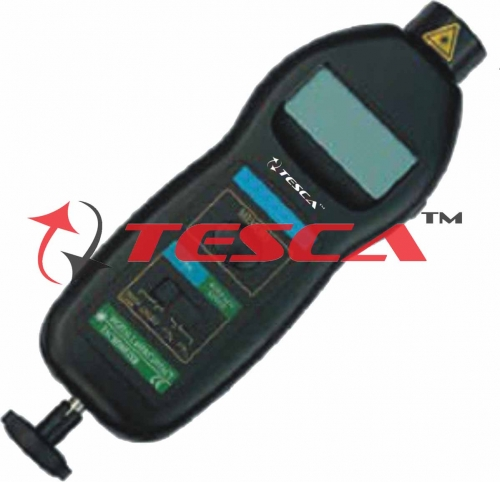 Digital Tachometer - Contact + Non Contact Type