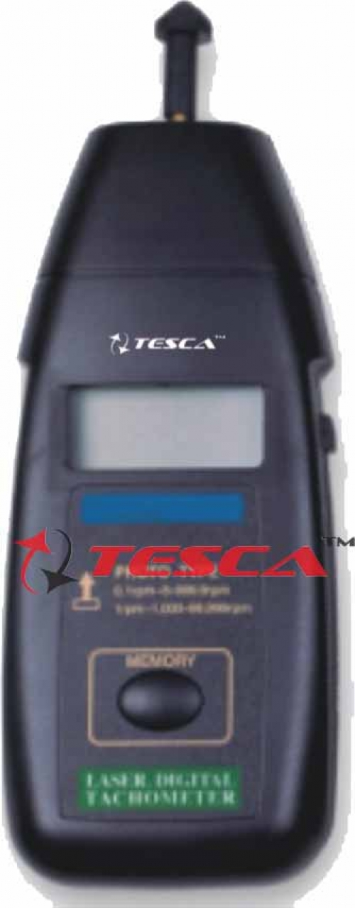 Digital Tachometer - Contact Type