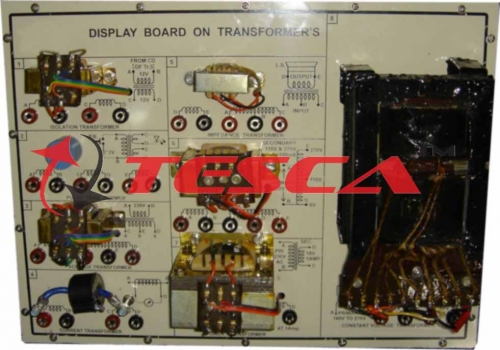 Display Board - Different Transformer
