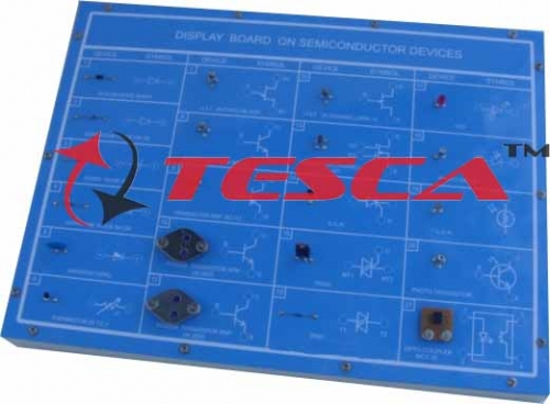 Display Board - Semiconductor Devices & Testing