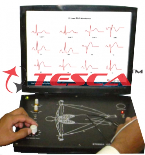 ECG Simulator Trainer