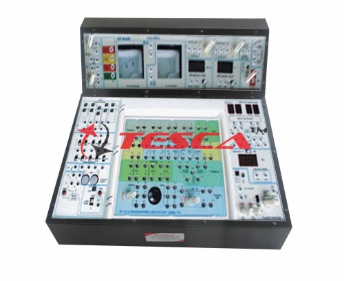 Electrical & Electronic System Trainer Master Unit