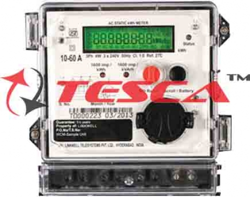 Energy Meter - Three Phase
