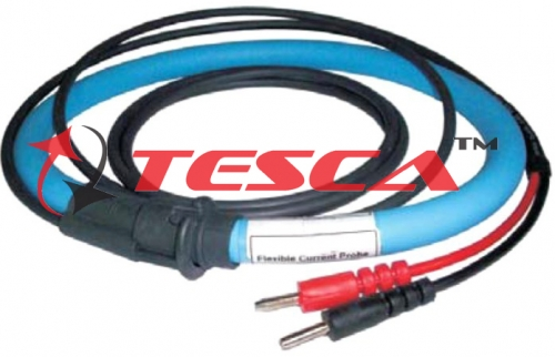 Flexible AC Current Probes, Input : 3000A AC, Output : 300mV AC,