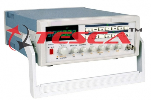 Function generator 0.1Hz-2MHz with AM/FM