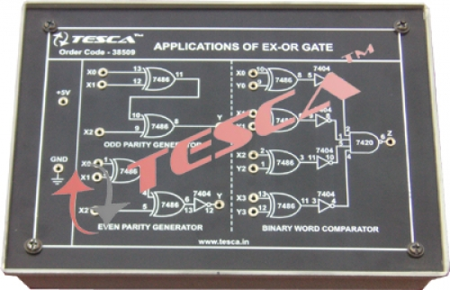 Module - Application of EX-OR gate