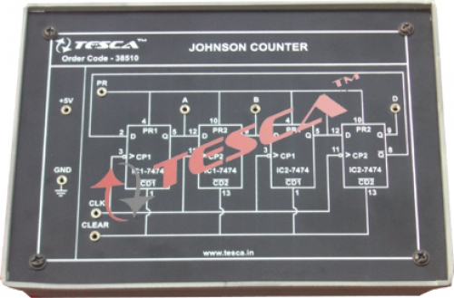 Module - Johnson Counter