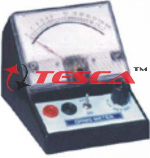 Ohm Meter - Educational Desk Stand Meter - Measurement of Resistance