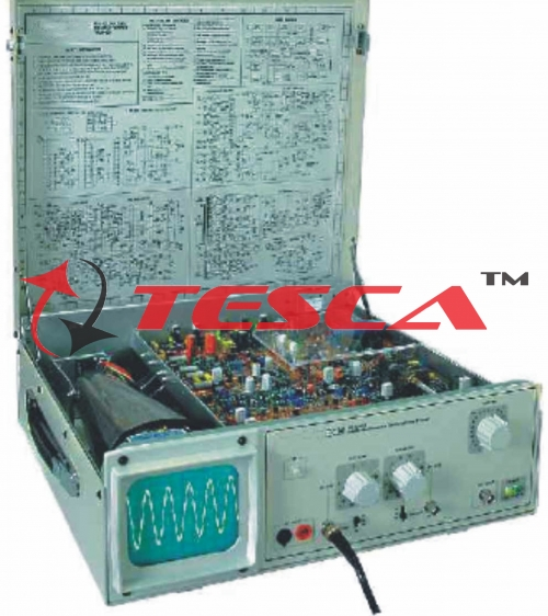 Oscilloscope/ Demonstrator Trainer