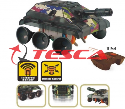 Robot - Titan Tank Wireless - Remot Controlled
