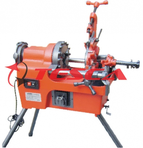 Universal Electric Pipe & Bolt Threading Machine