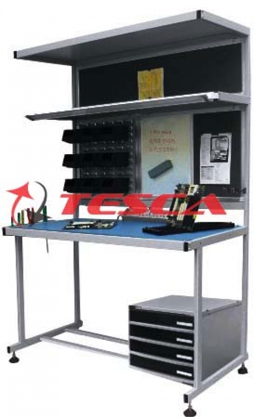 Work Station ESD Safe -120 x 60 x 180 cm